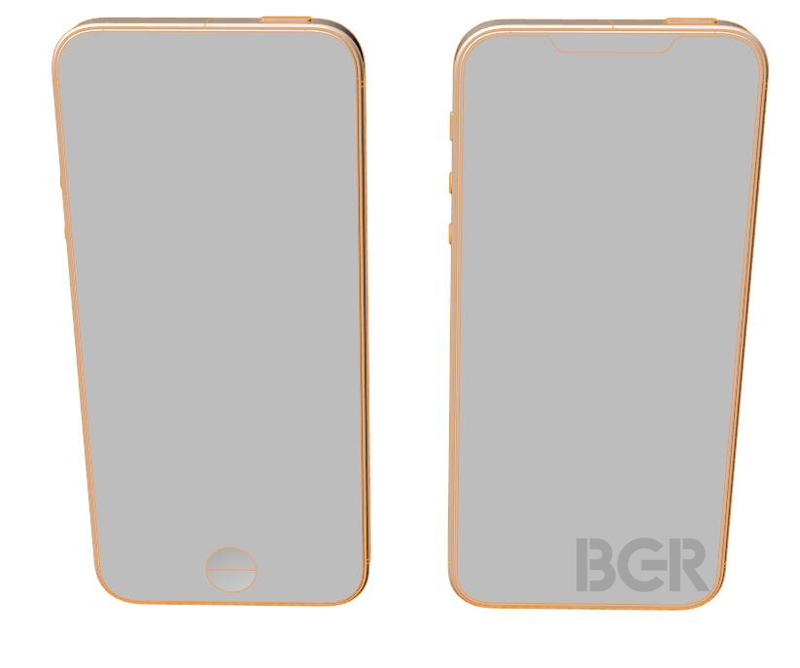 Lộ bản vẽ thiết kế iPhone SE 2: iPhone giá rẻ nhưng rất hấp dẫn