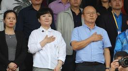 HLV Park Hang Seo: Xem V-League, âu lo U23 Việt Nam...