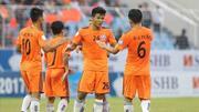 Hà Đức Chinh ghi bàn, SHB Đà Nẵng thắng Quảng Nam ở phút 94