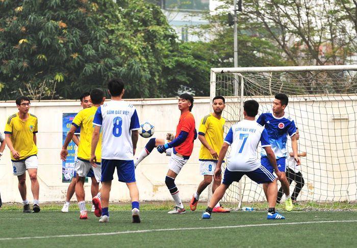 Giao lưu bóng đá Xây dựng mở rộng lần thứ III - 2018