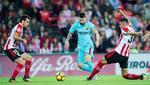 Barca vs Bilbao: Hãy ngăn Messi nếu có thể