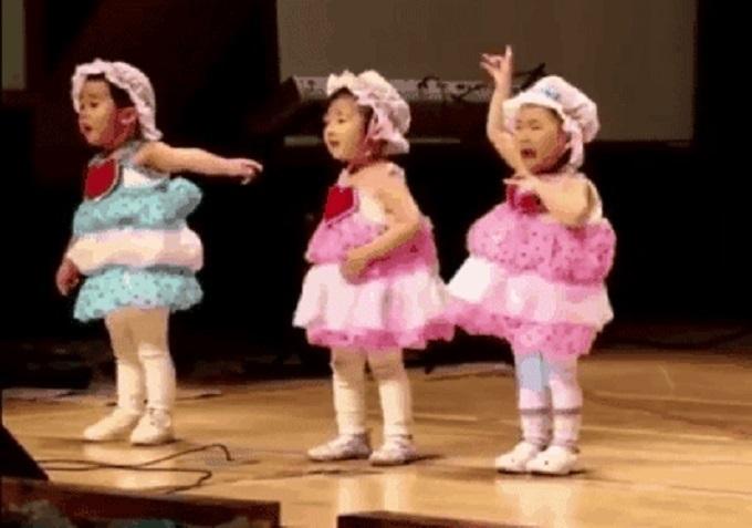 Bé gái,Trung Quốc,Trường mẫu giáo