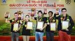 Nghẹt thở trên đường giành ngôi vô địch tại HDBank Master