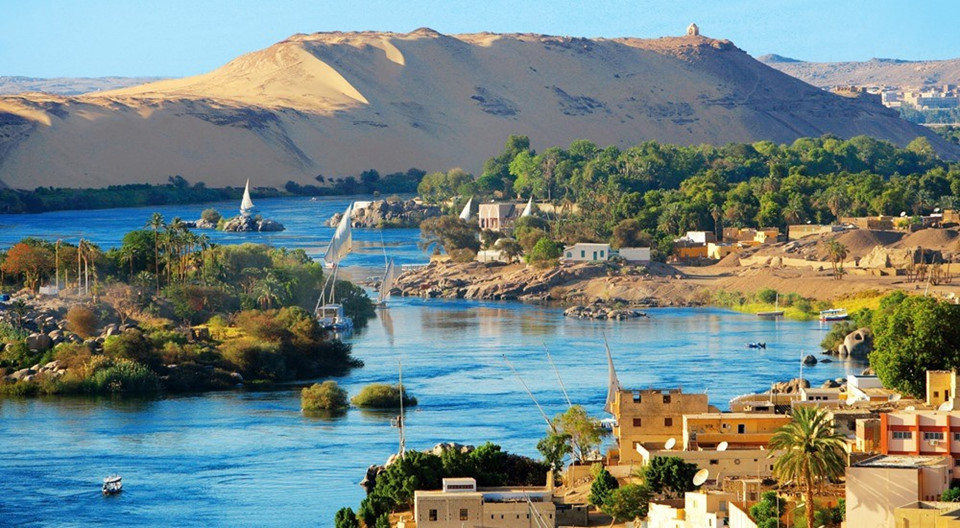 Dòng sông,Khám phá,Kỳ quan thế giới
