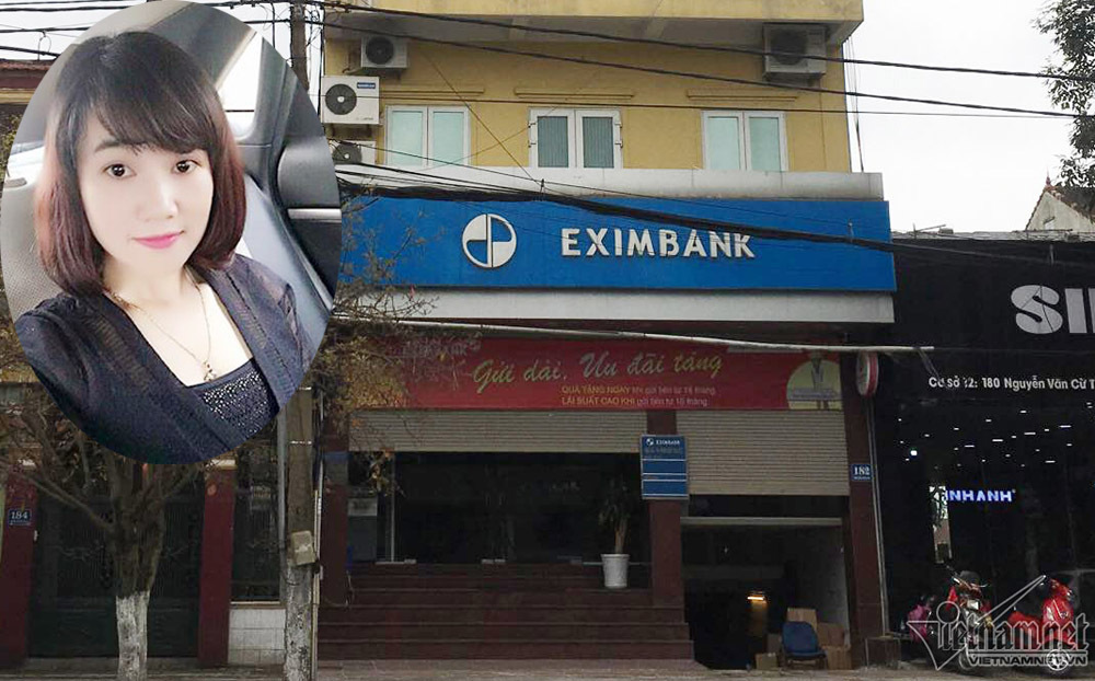 Nhử mồi khách VIP, bóng hồng 8X rút ruột 50 tỷ của Eximbank
