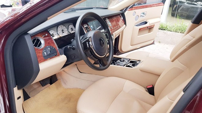 Rao bán Roll-Royce Ghost biển ngũ quý 1 giá hơn 11 tỷ