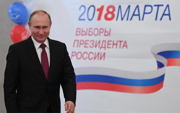 Tổng thống Nga,Vladimir Putin,Tổng thống Putin,bầu cử Nga,bầu cử Tổng thống Nga