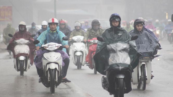 Dự báo thời tiết 19/3: Hà Nội chuyển mưa rét, thấp nhất 16 độ