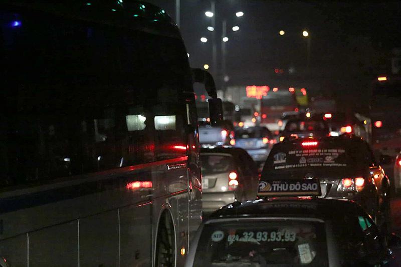 tai nạn,tai nạn giao thông,cao tốc Pháp Vân - Cầu Giẽ,ùn tắc giao thông,ùn tắc