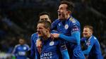 Leicester 1-1 Chelsea: Vardy gỡ hòa (H2)