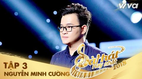 Im sorry - Nguyễn Minh Cường - Sing my song 2018