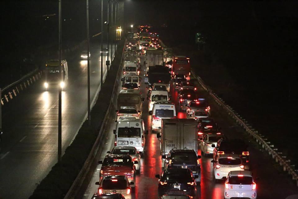 tai nạn,tai nạn giao thông,tắc đường,cao tốc,cao tốc Pháp Vân - Cầu Giẽ