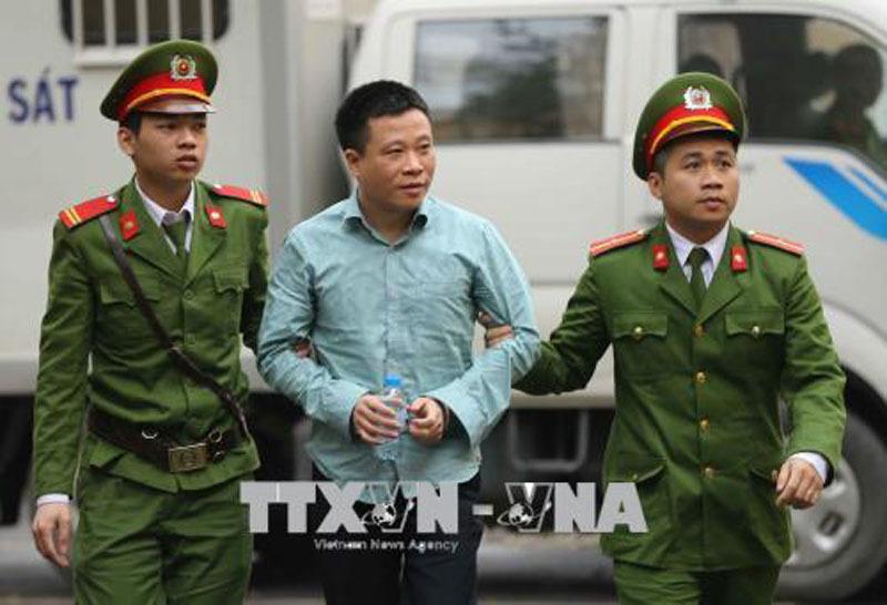 Đinh La Thăng,xét xử Đinh La Thăng,Oceanbank,PVN,Nguyễn Xuân Sơn,Hà Văn Thắm,đại án Oceanbank