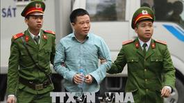 Hà Văn Thắm xuất hiện tại phiên xử ông Đinh La Thăng để làm chứng
