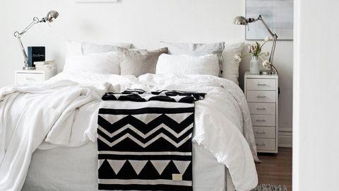 10 ý tưởng nội thất giúp phòng ngủ trở nên rộng hơn (phần 1)