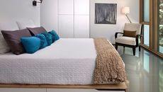 10 ý tưởng nội thất giúp phòng ngủ trở nên rộng hơn (phần 2)
