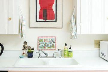 6 mẹo trang trí nội thất nhà bếp cực kỳ tiện nghi