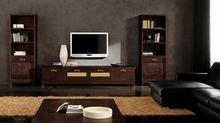 Bí quyết chọn nội thất màu nâu cho phòng khách