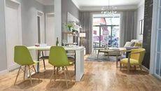 Làm mới nhà bằng cách cải tạo sàn nhà và nội thất