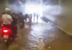 Hầm chui trăm tỉ ở Đà Nẵng vừa hoạt động đã gặp sự cố