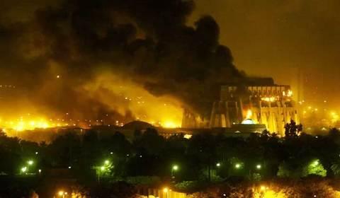 Chiến tranh Iraq bùng nổ