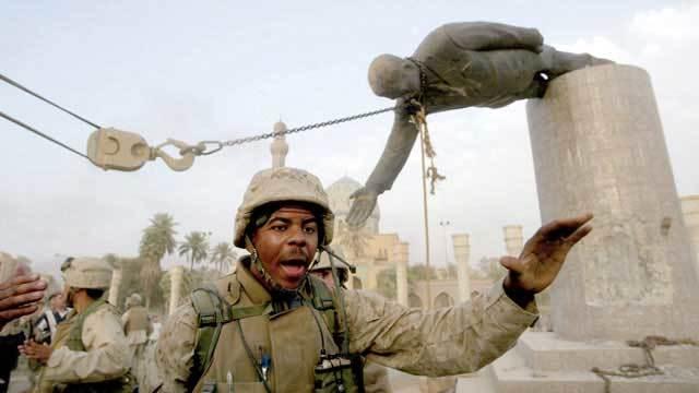 Mưa tên lửa mở màn cuộc chiến Iraq 15 năm trước