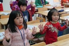 Nở rộ các lớp trải nghiệm cho trẻ sắp vào lớp 1