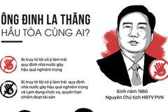 Ông Đinh La Thăng phải hầu tòa lần 2 cùng ai?