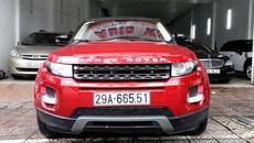Siêu xe Range Rover từng của ca sĩ Tuấn Hưng được rao bán lại