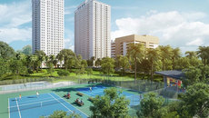 Eco-Lake View khai trương tầng căn hộ hoàn thiện