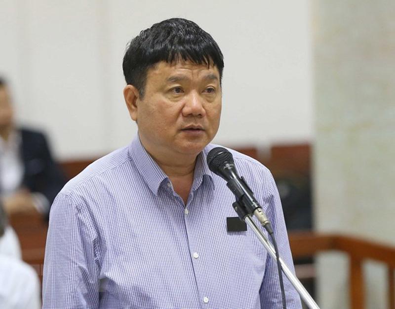 Đinh La Thăng,OceanBank,PVN,Hà Văn Thắm,xét xử Đinh La Thăng,Nguyễn Xuân Sơn,đại án Oceanbank,Ninh Văn Quỳnh