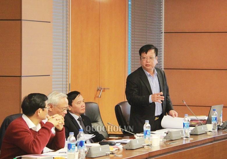 Bộ trưởng KHCN,Chu Ngọc Anh,đề tài khoa học