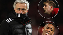 "Mourinho tống cổ 9 ""sao"" MU, Fred cập bến Old Trafford"