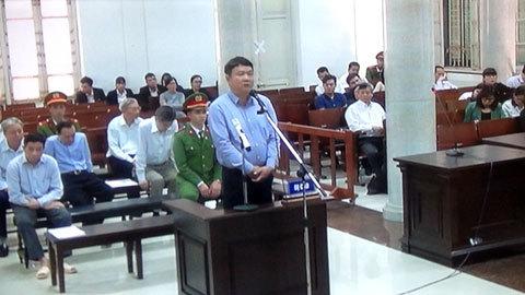 Đinh La Thăng,xét xử Đinh La Thăng,NHNN,PVN,Oceanbank,Tham ô,Tham nhũng,Hà Văn Thắm