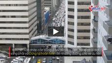 Tài xế các nước nhường đường cho xe ưu tiên thế nào?