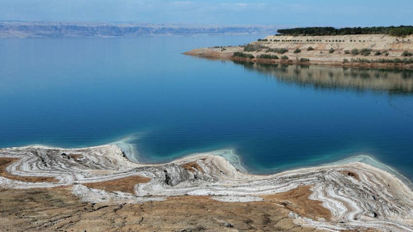 Thế giới 24h: Cứu sống Biển Chết