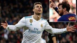"""Ronaldo đánh cược sẽ vượt Messi đoạt """"Chiếc giày vàng"""""""