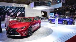 Lexus 'ế chưa từng có' ở Việt Nam