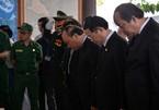 Thủ tướng viếng nguyên Thủ tướng Phan Văn Khải tại quê nhà