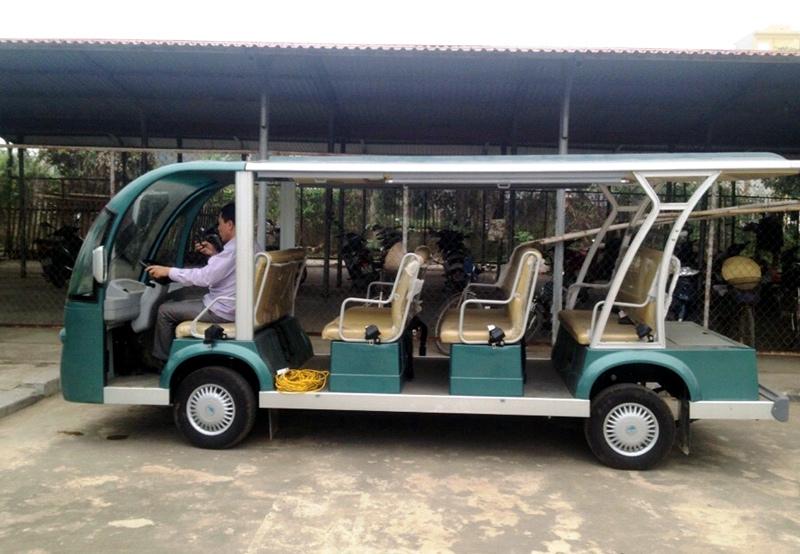 Đầu tư xe buýt điện: Mua ô tô chờ 1 năm vẫn chưa được chạy