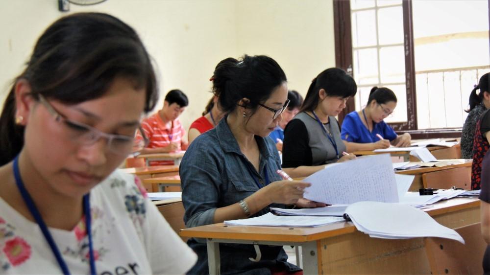 '. Các lỗi thí sinh cần tránh để không mất điểm khi làm bài thi THPT quốc gia 2018 .'