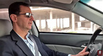 Tổng thống Syria tự lái xe vào 'địa ngục trần gian'