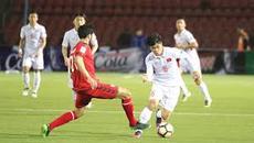Kết quả vòng loại Asian Cup 2019 hôm nay