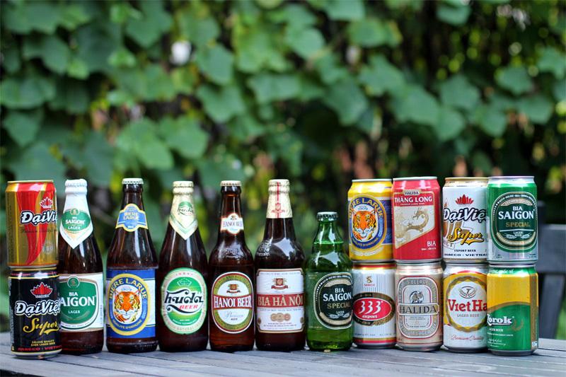 thuế tiêu thụ đặc biệt,bia,thuế VAT,sản xuất bia