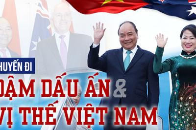 Chuyến đi đậm dấu ấn và vị thế Việt Nam