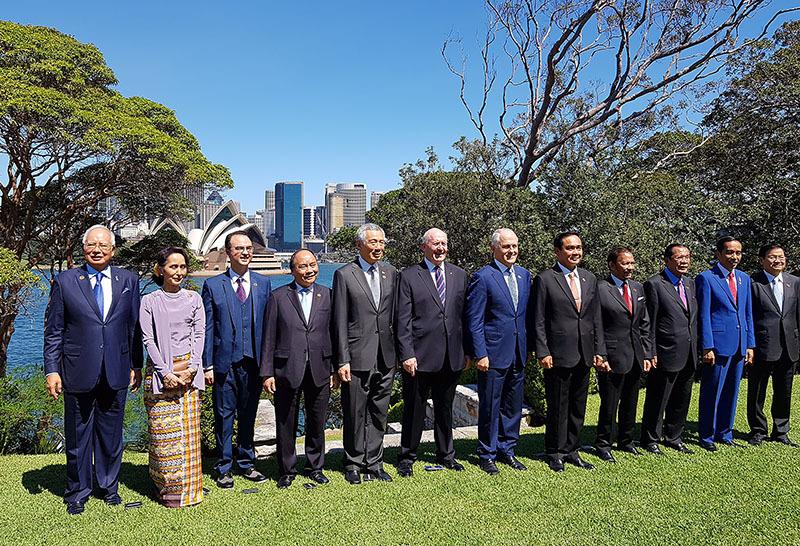 Thủ tướng,Nguyễn Xuân Phúc,New Zealand,Australia,đối tác chiến lược