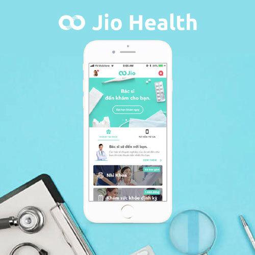 'Phòng khám đa khoa di động' Jio Health