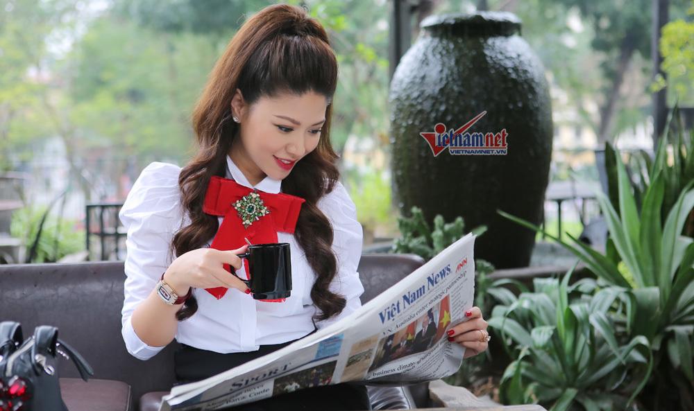 BTV Ngọc Trinh,VTV