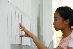 Biến động điểm chuẩn vào lớp 10 THPT công lập tại Hà Nội 5 năm liên tiếp