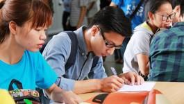 Cách ghi phiếu đăng ký dự thi THPT quốc gia và xét tuyển đại học 2018